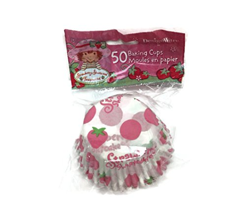 Strawberry Shortcake Cupcake Baking Cups (50 Count)