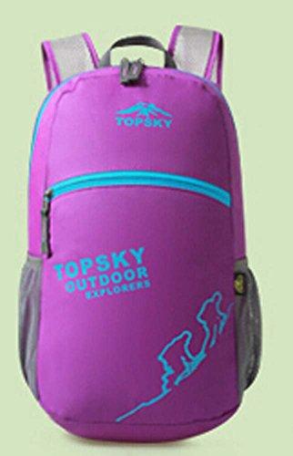 Outdoor Rucksäcke Rosa Camping Rucksäcke Reit Taschen Klettern Rucksäcke 20L