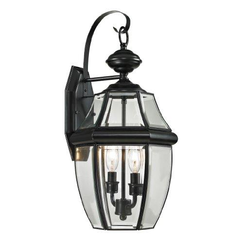 Thomas Lighting  Ashford Coach Lantern, Medium, Black - Outlet Coach Online