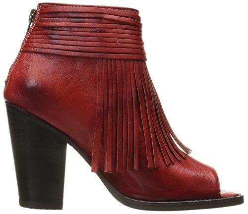 Bed|Stu Women's Olivia Heeled Sandal, Red Ferrari, 9 M US by Bed|Stu (Image #7)'