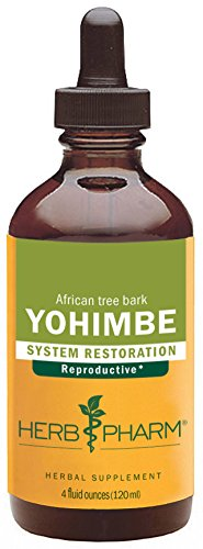 Herb Pharm Yohimbe Extract Reproductive product image