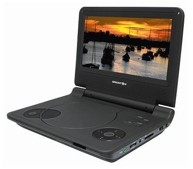 Brigmton BDVD-1090 TDT - Reproductor de DVD portátil: Amazon.es: Electrónica