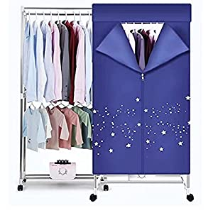 Clothes Dryer 1000W Portable Drying...