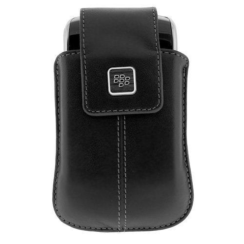 OEM Blackberry 8900 8520 9700 9330 Leather Holster