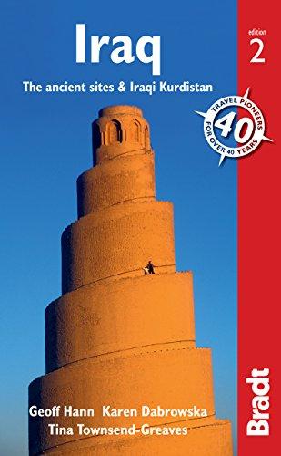 Iraq: The ancient sites and Iraqi Kurdistan (Bradt Travel Guides)