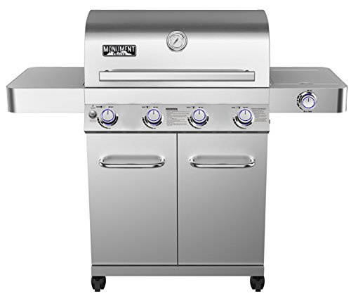 Monument Grills 17842 Stainless