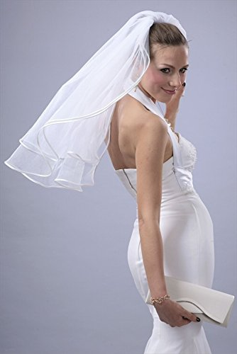 Wedding Bridal Bride Ivory Rattail product image