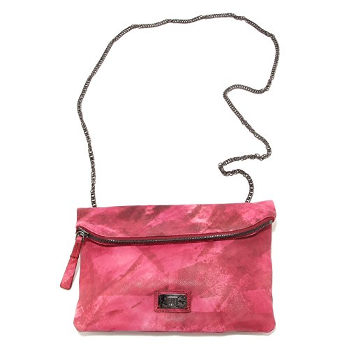 7955S borsa donna GEOX FOR VALEMOUR tracolla fuxia hand bag woman Fuxia