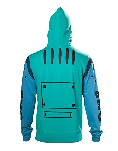 shirt Bleu Capuche Time À Homme Cosplay Bmo Officiel Costume Inspired Adventure Sweat AqBEwAU