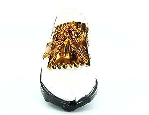 Old World Christmas Golf Shoe Glass Blown Ornament