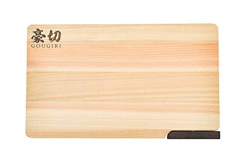 特价!日本制造高质量的木头砧板只要$29.98