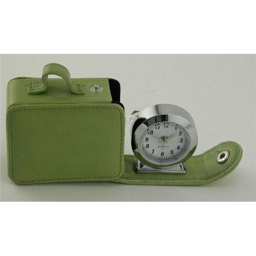 Creative Gifts LIME GREEN ROLL OUT ALARM CLO