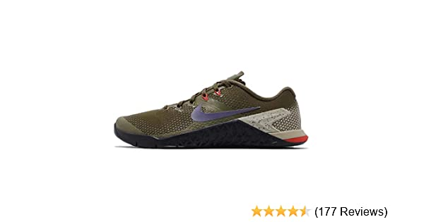 size 40 8a006 0b788 Amazon.com   Nike Metcon 4 Premium Mens Cross Training Shoes   Fitness    Cross-Training