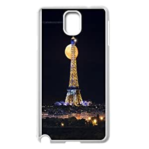 Wholesale Cheap Phone Case For Samsung Galaxy NOTE4 Case Cover -eiffel tower-LingYan Store Case 6