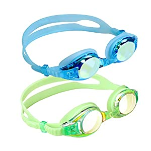 Well-Being-Matters 41zcUtuJxzL._SS300_ Aegend Kids Swim Goggles, Swimming Goggles for Kids Age 4-16 Boys and Girls