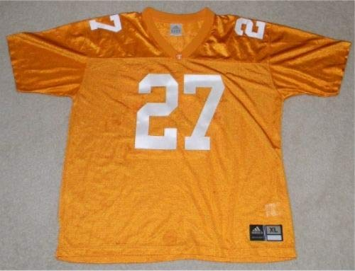 best authentic 30655 12057 Arian Foster Signed Tennessee Volunteers Vols #27 Adidas ...