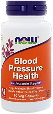 Now Supplements, Blood Pressure Health with MegaNatural®-BP™, Cardiovascular Support*, 90 Veg Capsules