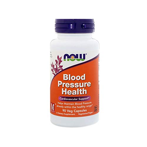 Now Supplements, Blood Pressure Health with MegaNatural®-BPTM, 90 Veg Capsules (Best Herbs For Heart Health)