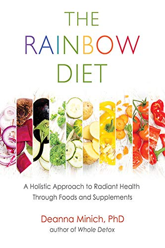 The Rainbow Diet: A Holistic Approach to Radiant Health Through Foods and Supplements