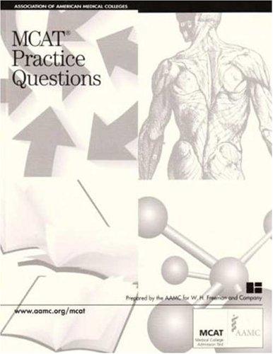 MCAT Practice Questions