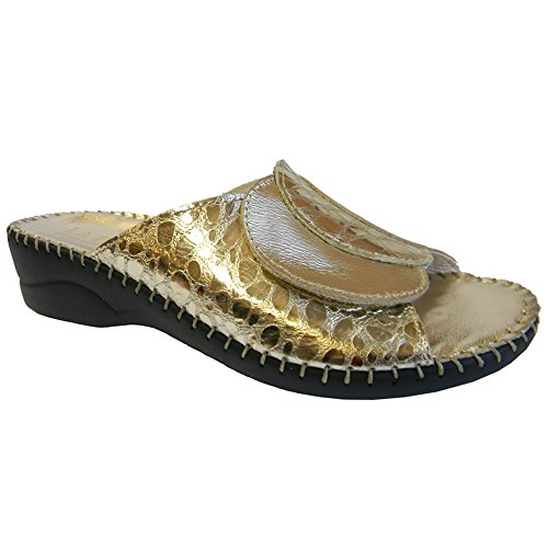 Paola Sandals Plume La Womens Gold q7px15n