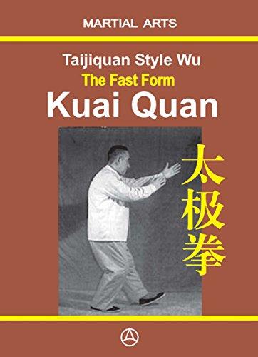 Taijiquan style Wu. The Fast Form - Kuai Quan
