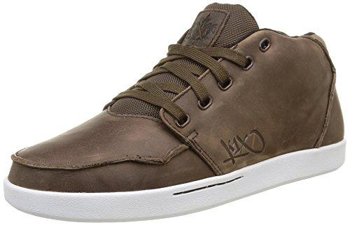 K1XK1X MTP LE - Zapatillas Hombre Marrón (Coffebean / Black)