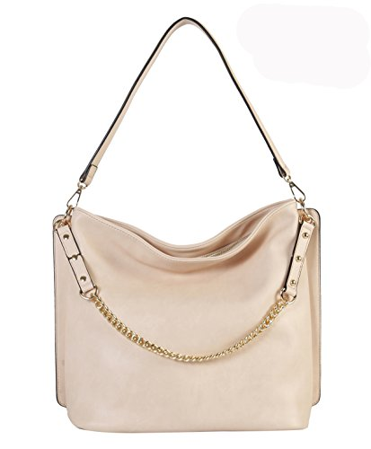 Nude Bag Decoration Leather Chain PU Hobo Strap Diophy q6OY0wZxq