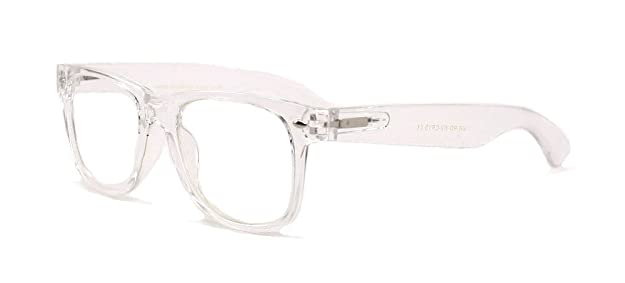 Review White Clear Reading Glasses