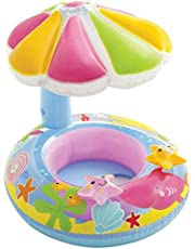 Intex Fish and Friends Baby Float, Multi [56583]
