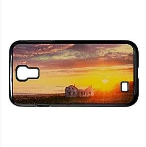 North Atlantic Sunrise Watercolor style Cover Samsung Galaxy S4 I9500 Case (Sun & Sky Watercolor style Cover Samsung Galaxy S4 I9500 Case) Kimberly Kurzendoerfer