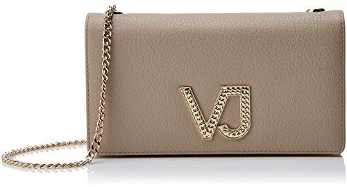 Versace Jeans Ee3vrbpc3 E70034 - Bolso bandolera Mujer Marrn (Legno E723)