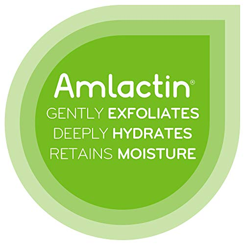 41zcZsuTASL - AmLactin Daily Moisturizing Body Lotion , 14.1 Ounce (Pack of 1) Bottle with Pump, Paraben Free