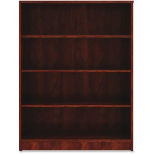 4 Shelf Contemporary Bookcase - 6