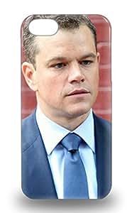 Premium Matt Damon American Male Good Will Hunting Heavy Duty Protection 3D PC Case For Iphone 5/5s ( Custom Picture iPhone 6, iPhone 6 PLUS, iPhone 5, iPhone 5S, iPhone 5C, iPhone 4, iPhone 4S,Galaxy S6,Galaxy S5,Galaxy S4,Galaxy S3,Note 3,iPad Mini-Mini 2,iPad Air ) Kimberly Kurzendoerfer