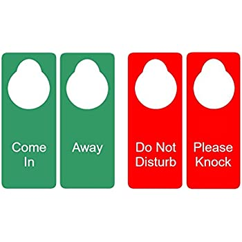 Elegant Office Cubicle Do Not Disturb Signs