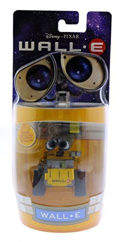 Wall-E Disney Pixar 6Cm Action Figure - Very Rare Mint In Packet