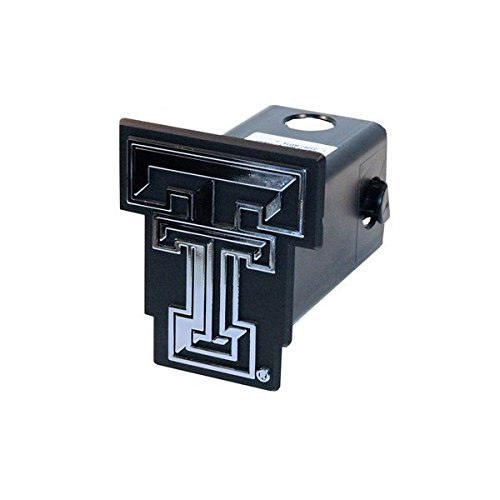 NCAA Texas Tech Red Raiders Trailer Hitch - Texas Outlets