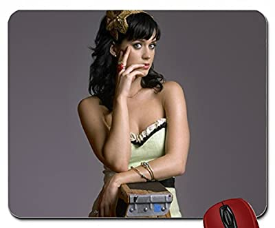 women katy perry cleavage 2000x3000 wallpaper mouse pad computer mousepad