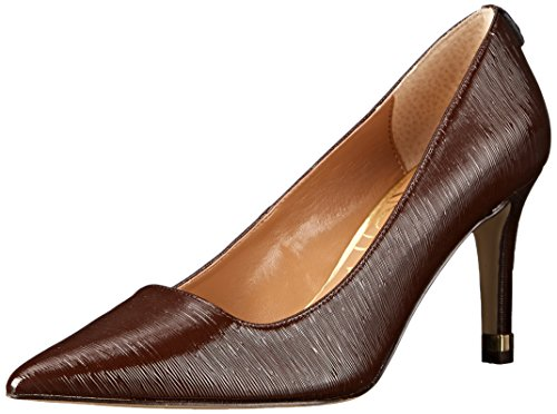 ha Dress Pump, Chestnut, 7 W US (Brown Womens Pumps)