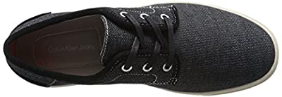 Ck Jeans Men's Zander Denim Fashion Sneaker