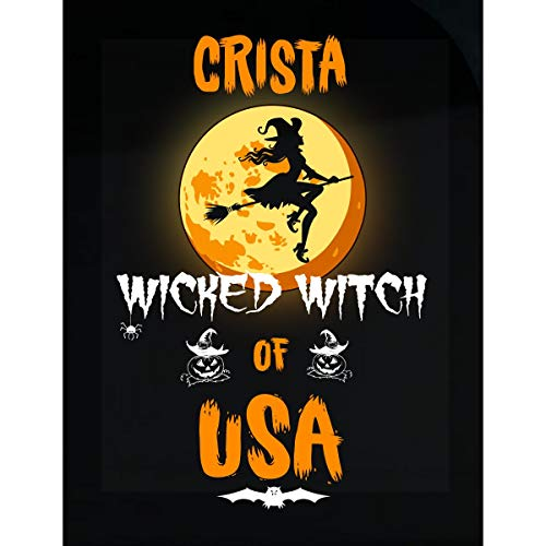 Inked Creatively Crista Wicked Witch of USA -