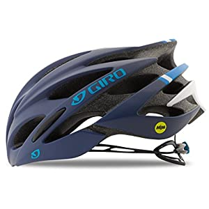 Giro Savant MIPS Helmet (Matte Midnight Blue, Medium (55 59 cm))