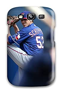 Best texas rangers MLB Sports & Colleges best Samsung Galaxy S3 cases