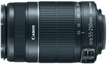 Canon EF-S 55-250mm f/4.0-5.6 IS II Telephoto Zoom Lens (discontinued by manufacturer)