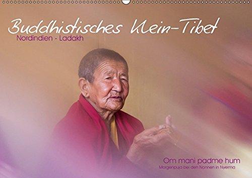 buddhistisches-klein-tibet-wandkalender-2018-din-a2-quer-der-buddhismus-in-ladakh-ist-allgegenwrtig-und-wird-nicht-nur-in-den-klstern-gelebt-kalender-apr-08-2017-esser-barbara