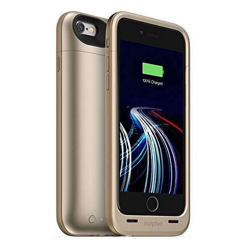Mophie Juice Pack Ultra Battery Case for iPhone 6/6s Gold (Certified Refurbished)