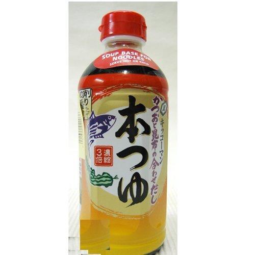 (Kikkoman Japanese Noodle Soup Base(Hon Tsuyu) 17 FL)