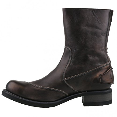Sendra Messieurs Engineer Boots 10993 Gris