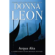 Acqua Alta (Commissario Brunetti Book 5)